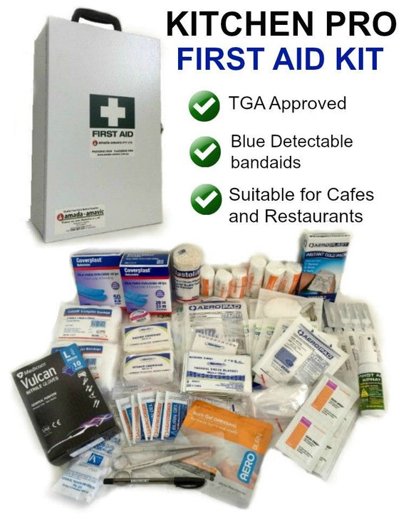 MEDIUM KITCHEN FIRST AID KIT