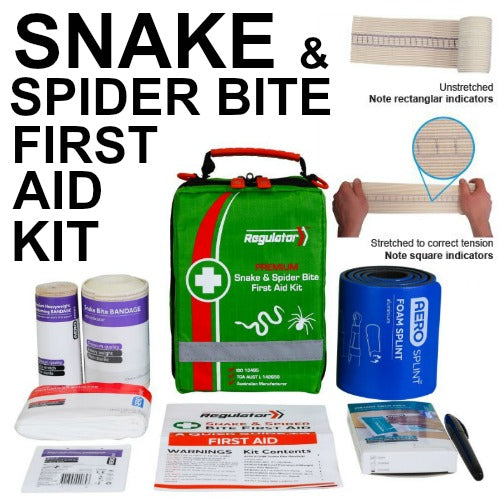 Snake and Spider Bite Kit