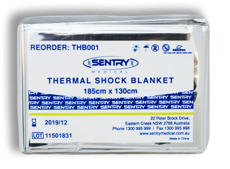 THERMO ACCIDENT BLANKET