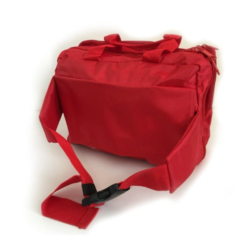 CHILDCARE FIRST AID KIT RED BAG