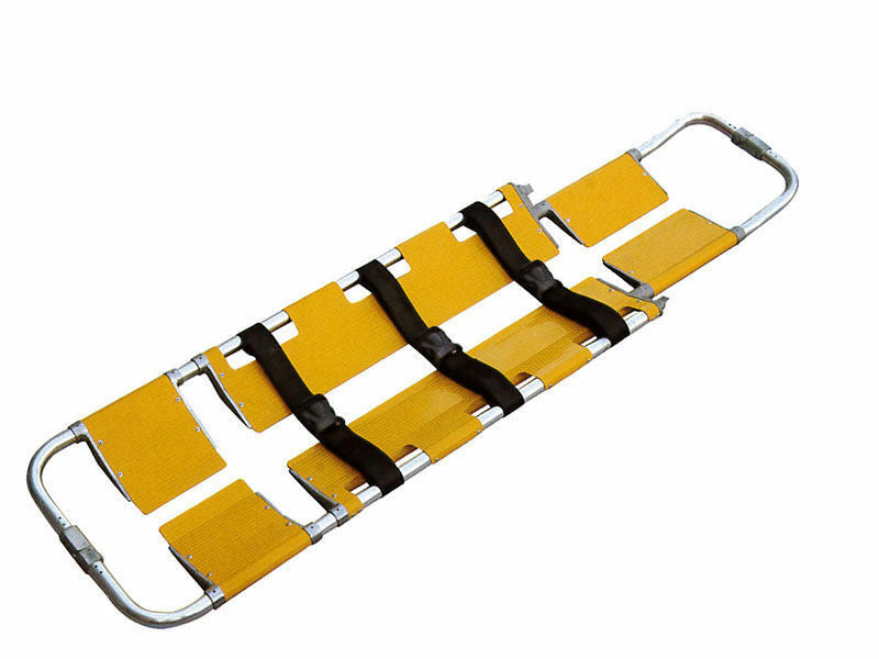 Emergency Scoop Stretcher Alloy
