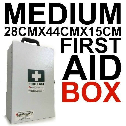 MEDIUM CONSTRUCTION FIRST AID KIT