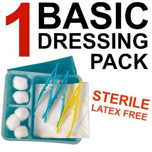 Basic Dressing Pack Livingstone