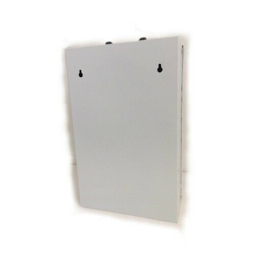 SMALL METAL FIRST AID BOX WALL MOUNT