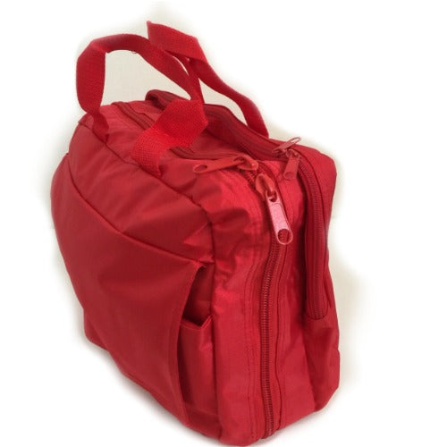 OFFICE STANDARD FIRST AID KIT RED BAG