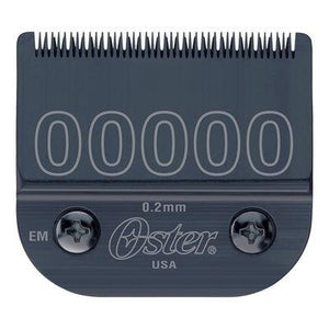 Oster Detachable #00000 Blade (Black)