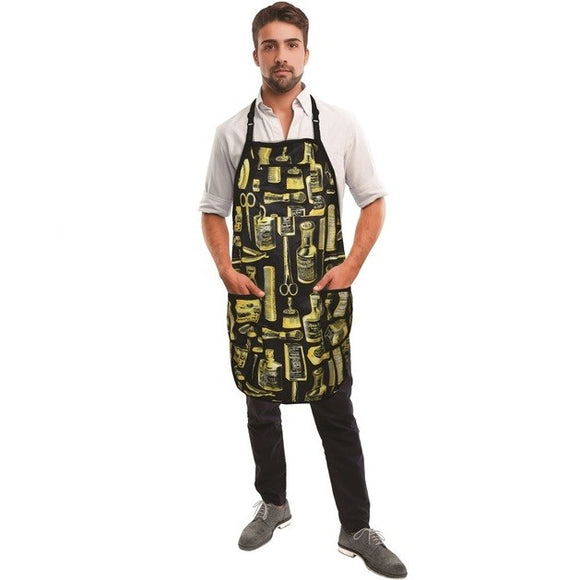 Betty Dain Vintage Barber Apron
