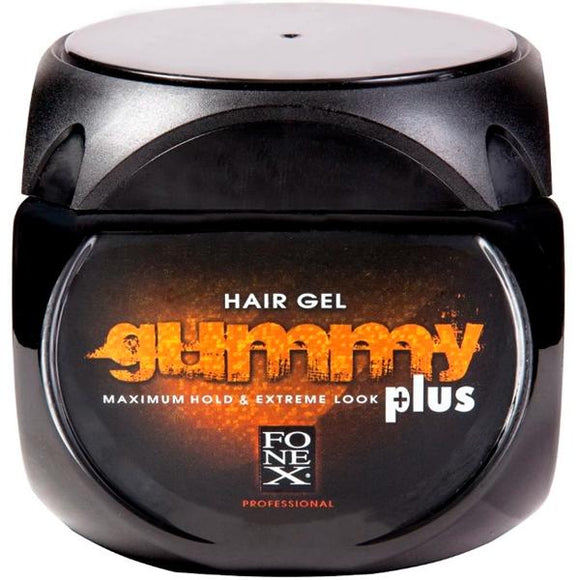 Gummy Hair Gel Plus