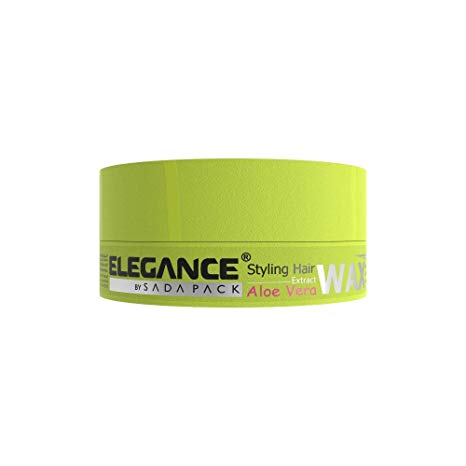 Elegance Infused Styling Hair Wax