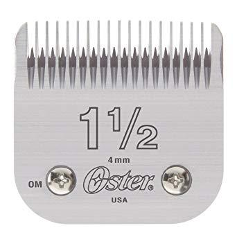 Oster Detachable #1-1/2 Blade