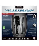 Andis Cordless Fade Combo - Empire Barber Supply