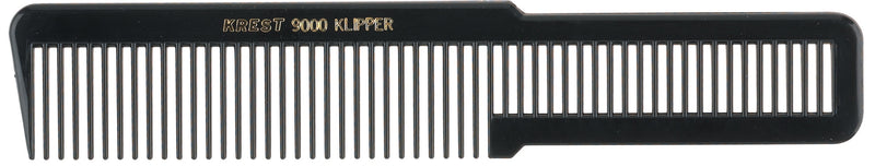 "Krest 8"" Clipper Comb - Empire Barber Supply"