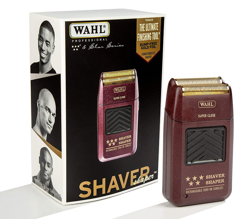 Wahl 5 Star Shaver - Empire Barber Supply