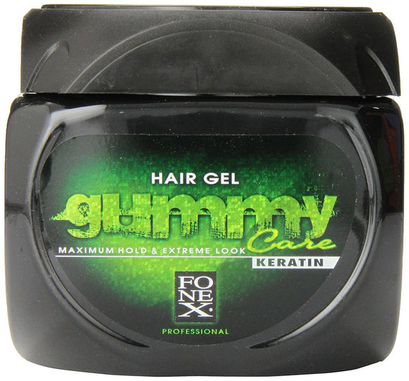Gummy Keratin Hair Gel - Empire Barber Supply