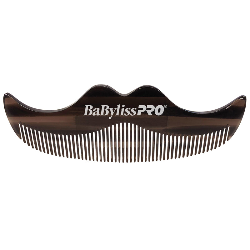 BabylissPro Moustache Comb - Empire Barber Supply