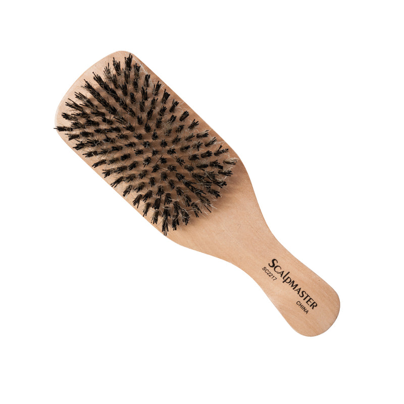 Scalpmaster Club Brush Oak - Empire Barber Supply