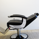 Baron Barber Chair - Premium Black