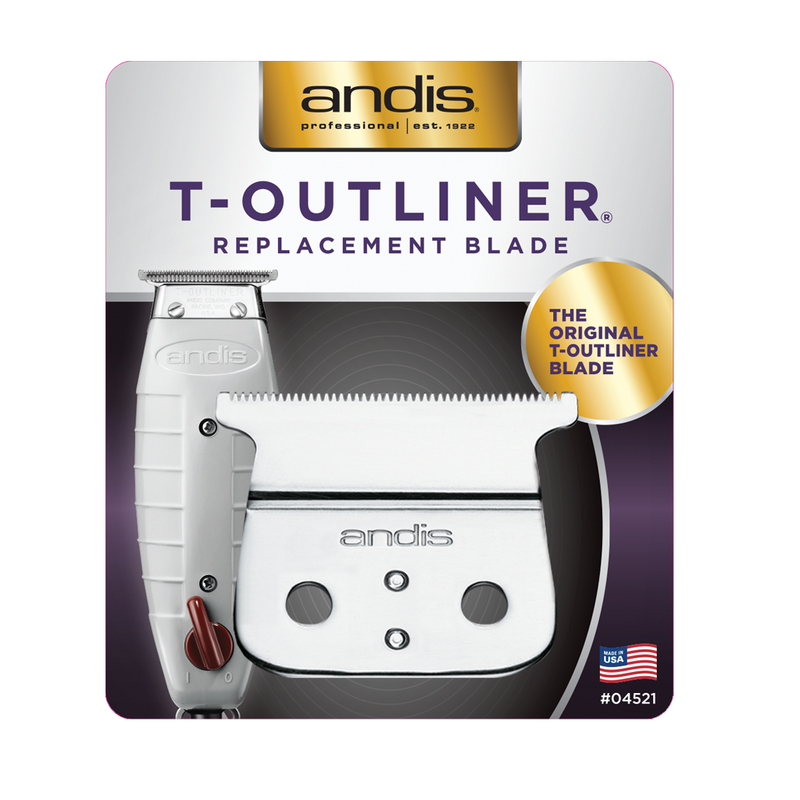 Andis T-Outliner Blade - Empire Barber Supply