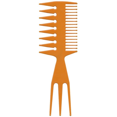 Magic Gold 3-In-1 Comb - Empire Barber Supply