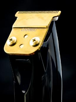 Carmic Gold Top Blade & Ceramic Cutting Blade for Andis Slimline Pro - Empire Barber Supply