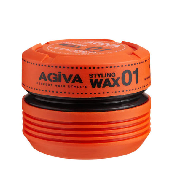 Agiva Styling Wax 01 (Wet Look + Keratin)
