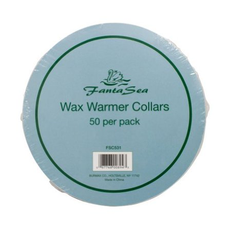 Fantasea 50 pk. Wax Warmer Collars