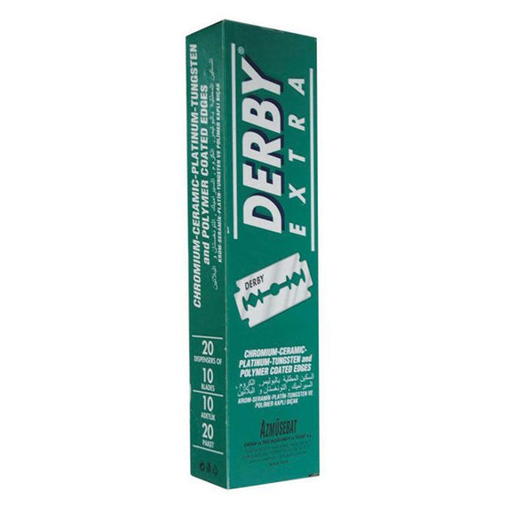 Derby Double-Edge Razor Blades (100 CT)