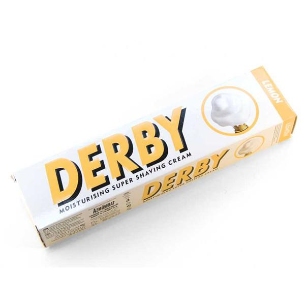 Derby Shave Cream Lemon - Empire Barber Supply