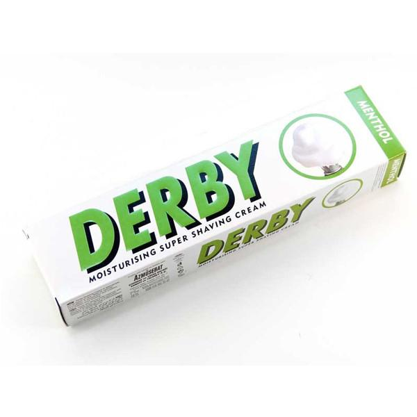 Derby Shave Cream Menthol - Empire Barber Supply