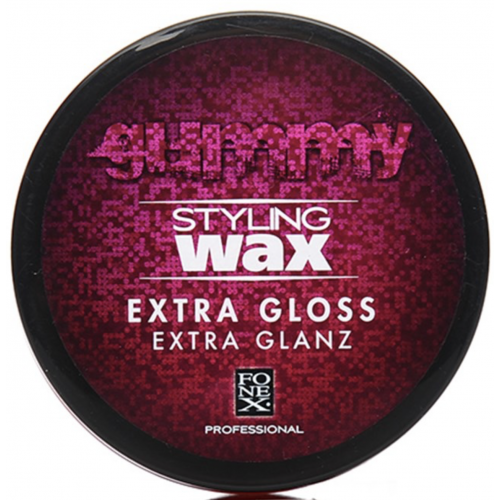 Gummy Hair Wax (Extra Gloss) - Empire Barber Supply