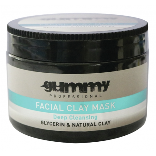 Gummy Facial Clay Mask