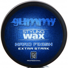 Gummy Hair Wax (Hard Finish)