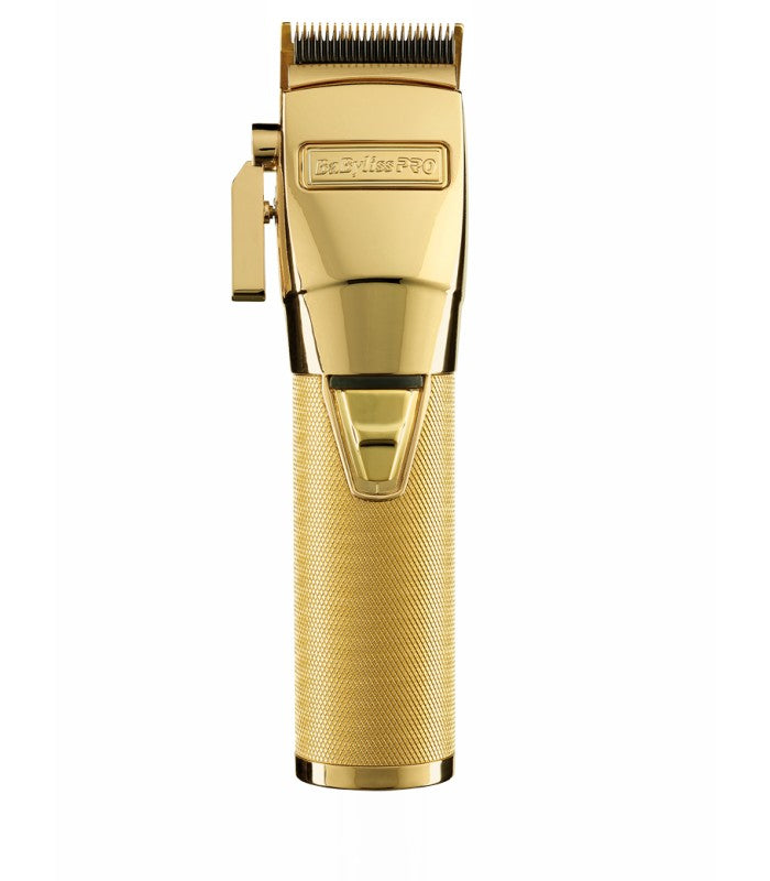 BabylissPro GoldFX Metal Lithium Clipper - Empire Barber Supply