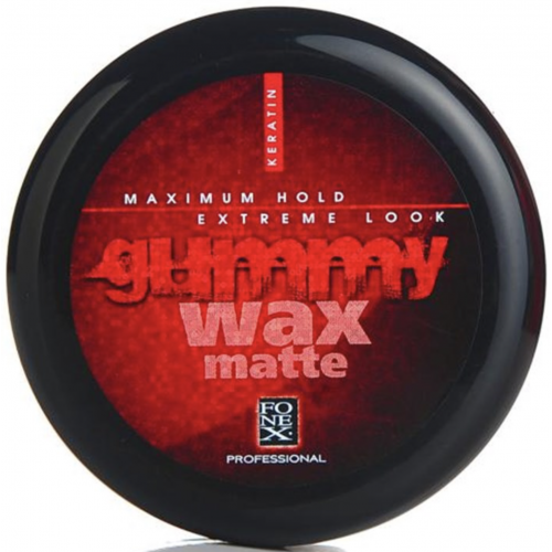 Gummy Hair Wax (Keratin Matte)