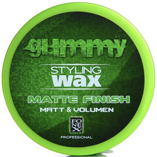 Gummy Hair Wax (Matte Finish)