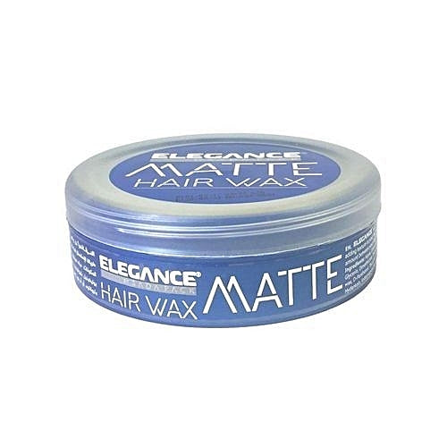 Elegance Matte Hair Wax