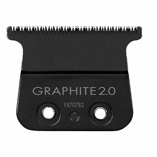 BabylissPro Skeleton Trimmer Replacement Blade - Graphite Deep Tooth - Empire Barber Supply