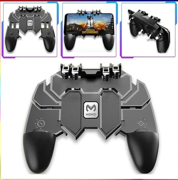 Six-Finger Shooting Game Gamepad/Controller--Trigger L1L2R1R2