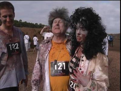 The 2nd Annual Pebble Beach Zombie Race and Emergency Preparedness Fair