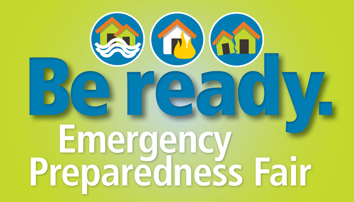 Emergency Preparedness Fair - Help Needed!