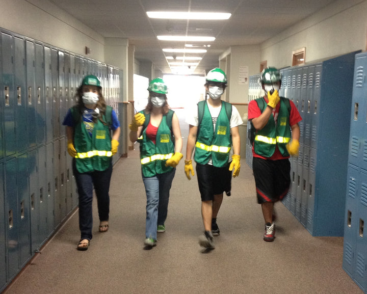 TEEN CERT Class Begins Friday night Nov 10. All day Saturday and Sunday