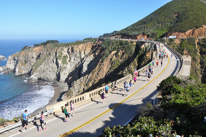 Big Sur International Marathon 2019 - ¡Voluntario!