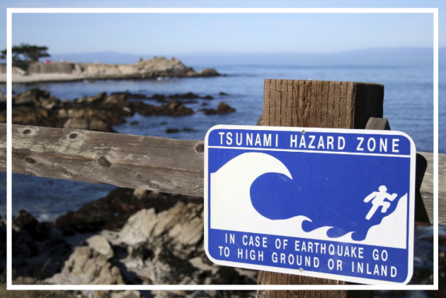 CERV Tsunami Awareness and Preparedness Natural Disasters
