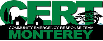 Monterey CERT supported by CERV | Community Emergency Response Volunteers of the Monterey Peninsula