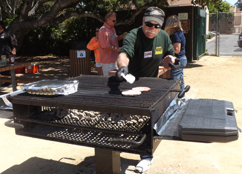 Monterey CERT BBQ Potluck hosted by CERV of the Monterey Peninsula