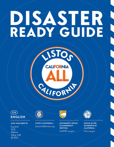 Disaster Ready Guide