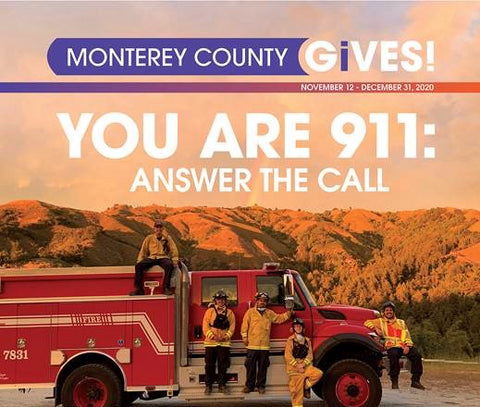Monterey County Gives Donations to CERV Emergency Response