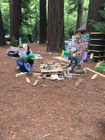 Emergency Preparedness Training Class for CERT in Big Sur