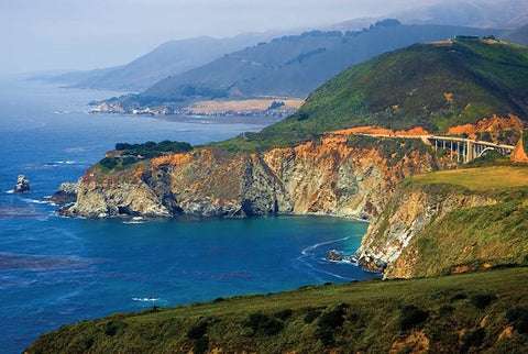 Big Sur Monterey County California