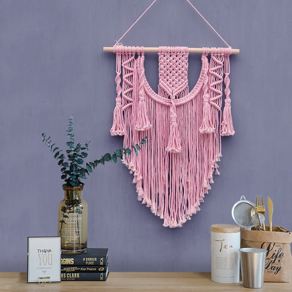 Handmade Wall Hanging Home Decor Tapestry